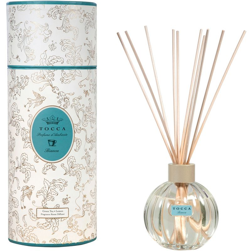 Tocca Fragrance Reed Diffuser - Bianca