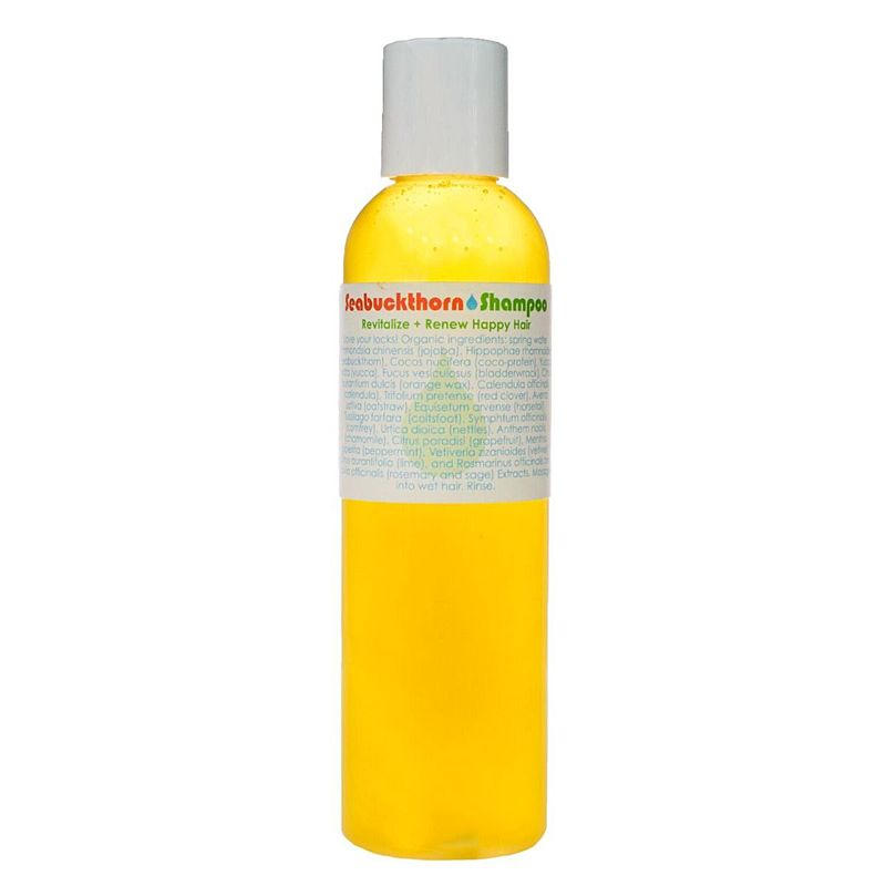 Living Libations Seabuckthorn Shampoo 120 ml