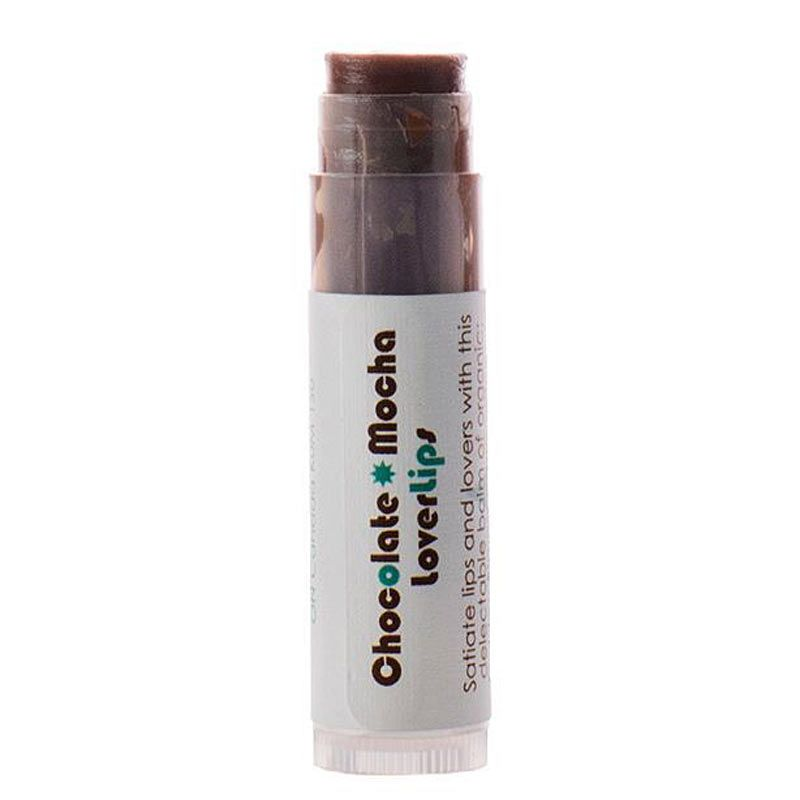 Living Libations Lover Lips (5 ml)  (Chocolate Mocha)