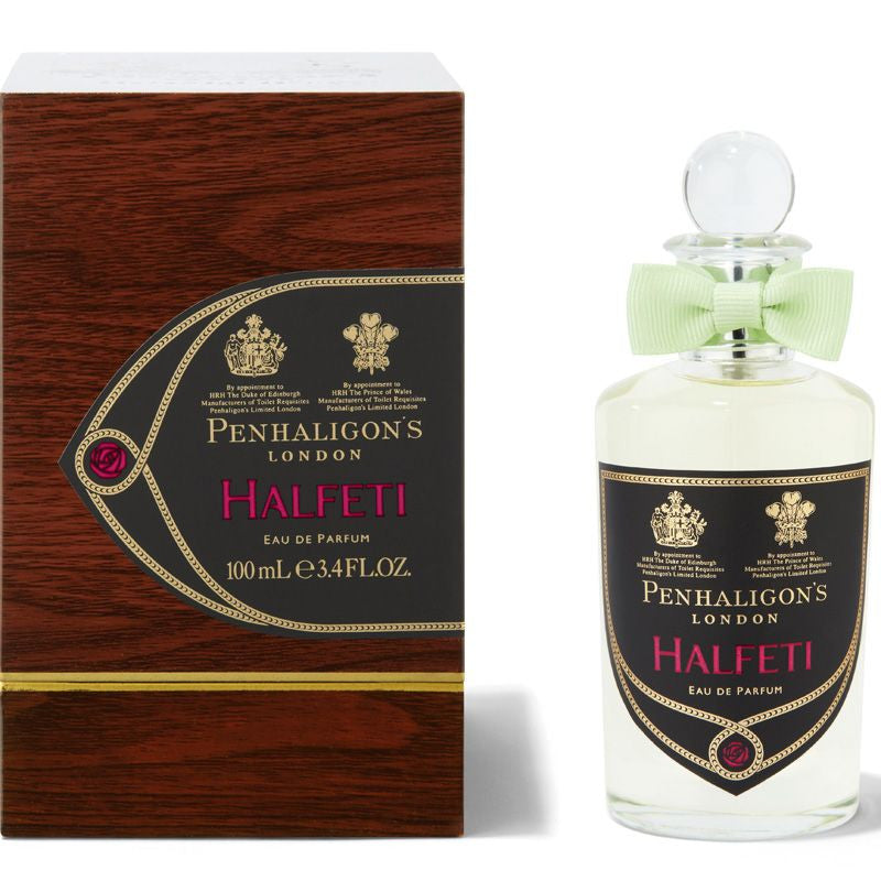 Penhaligon's Halfeti Eau de Parfum and box