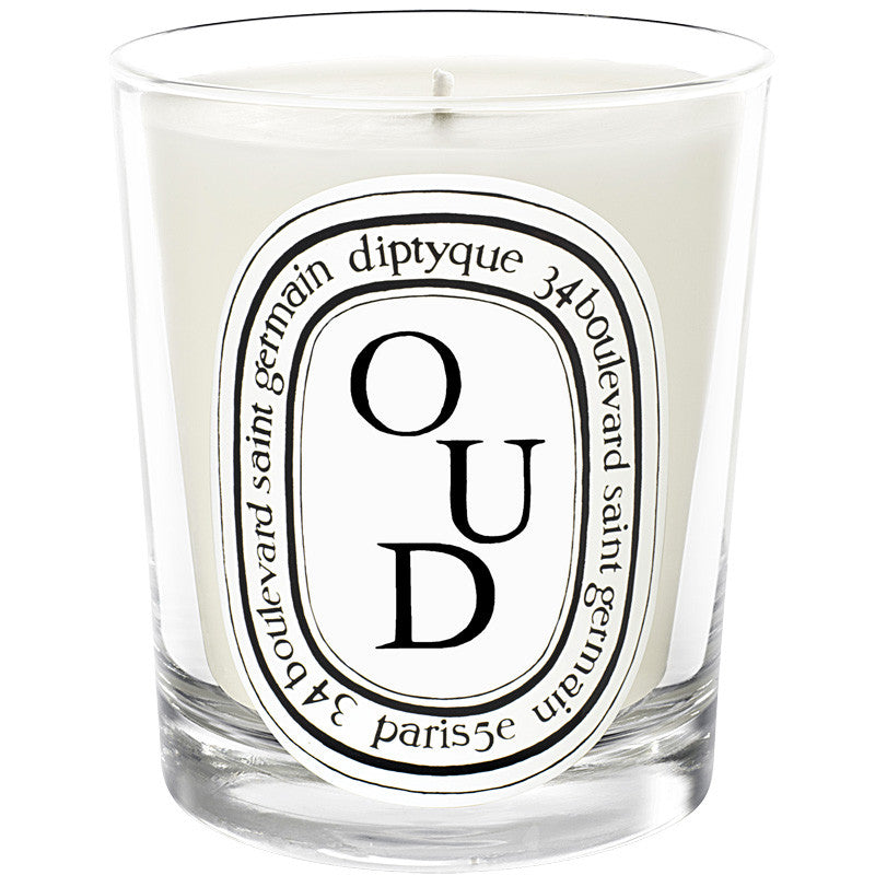 Oud Candle