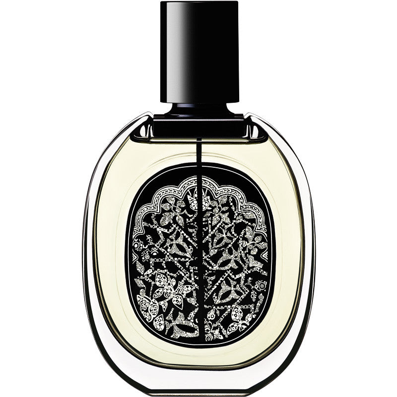 Diptyque Oud Palao Eau de Parfum back of bottle