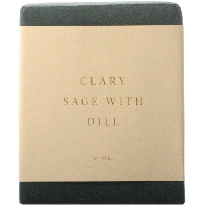 Saipua Soaps Clary Sage with Dill Soap