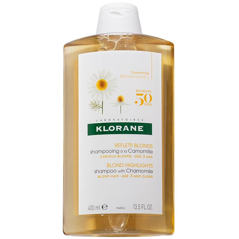 Klorane Shampoo with Chamomile - Blond Hair (13.5 oz)