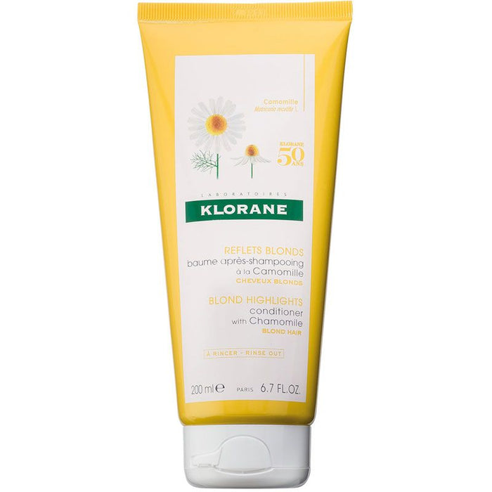 Klorane Conditioner with Chamomile - Blond Hair (6.7 oz)