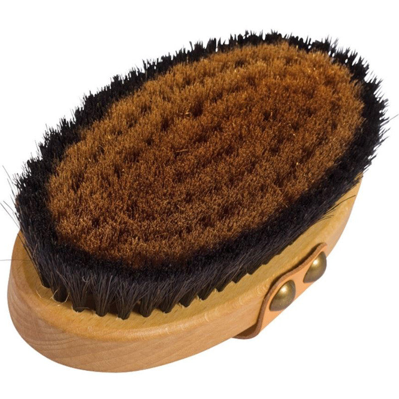 Burstenhaus Redecker Body Ionic Massage Brush - bristles up