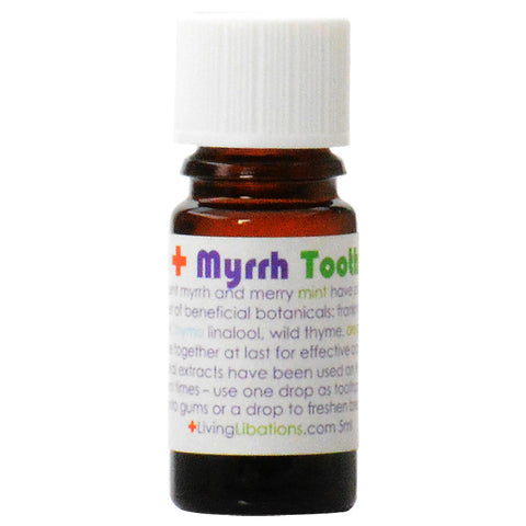 Mint & Myrrh Tooth Serum