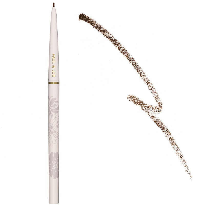 Paul + Joe Waterproof Eyebrow Liner (Brown (02), 0.03 g)