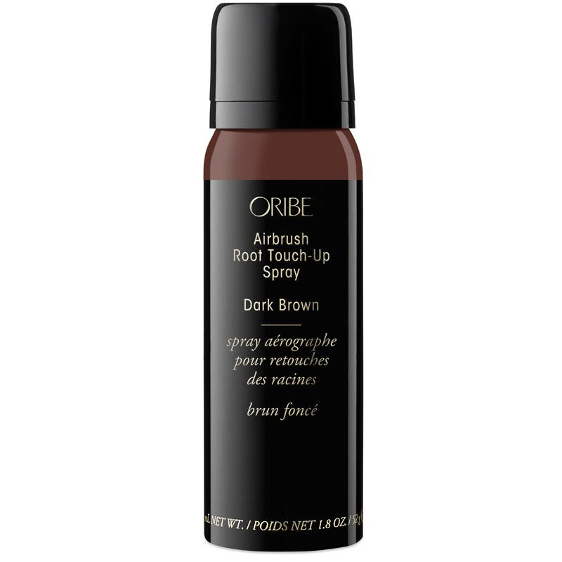 Oribe Airbrush Root Touch Up Spray (Dark Brown, 1.8 oz)