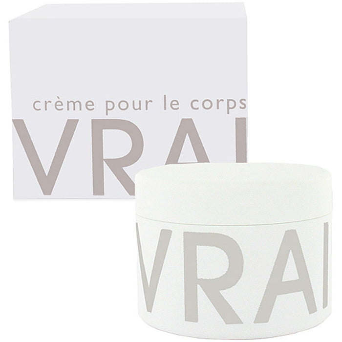 Fragonard Parfumeur VRAI Luxurious Body Cream (200 ml) with box
