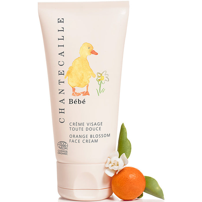 Chantecaille Bebe Orange Blossom Face Cream (50 ml) with key ingredient