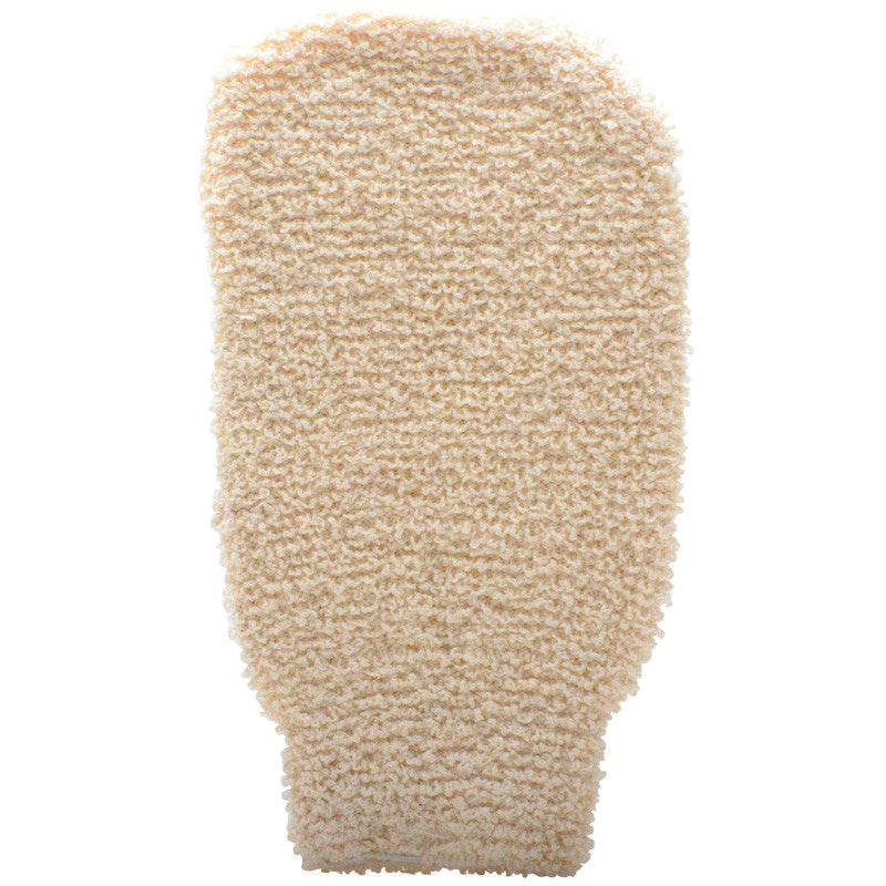 The Boucle Bath Mitt