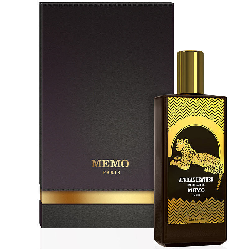 Memo Paris African Leather Eau de Parfum (75 ml) with box