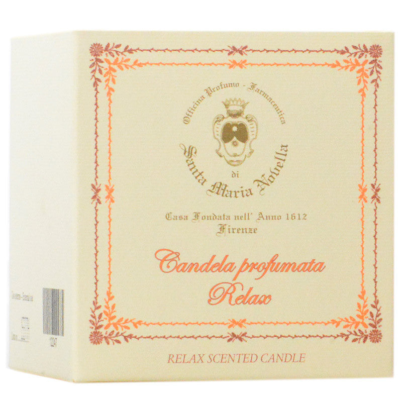 Relax Candle - Medium