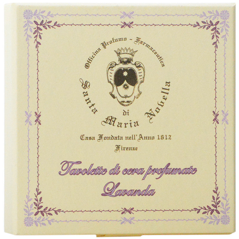 Lavender Scented Wax Tablets