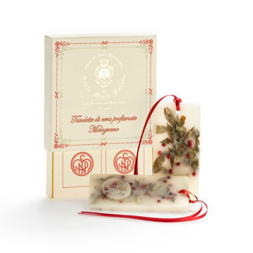Pomegranate (Melograno) Scented Wax Tablets