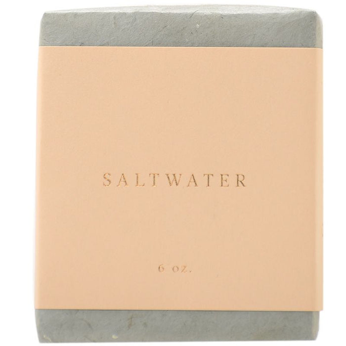 Saltwater Soap