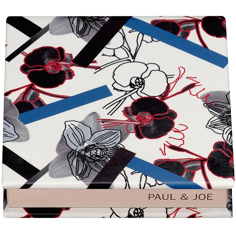 Paul & Joe Limited Edition Compact Case - (015)