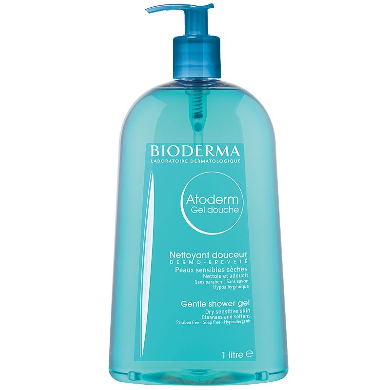 Bioderma Atoderm Shower Gel (1 Liter)