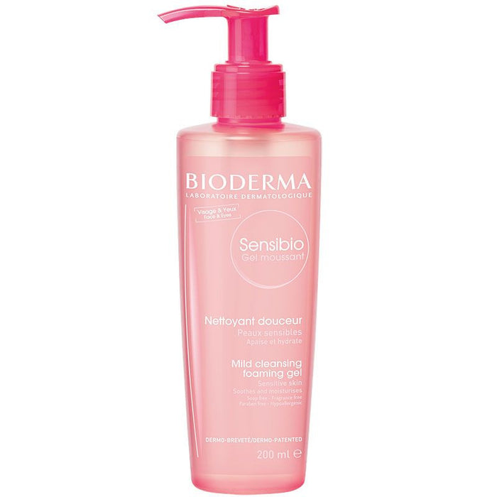 Bioderma Sensibio Foaming Gel (200 ml)