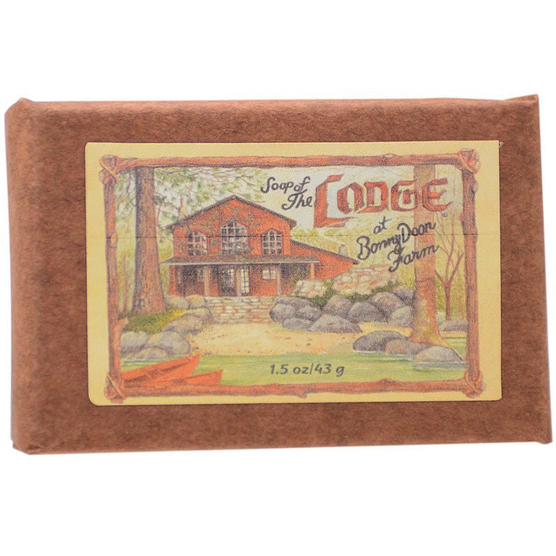 Bonny Doon Farm Soap of the Lodge (1.5 oz)