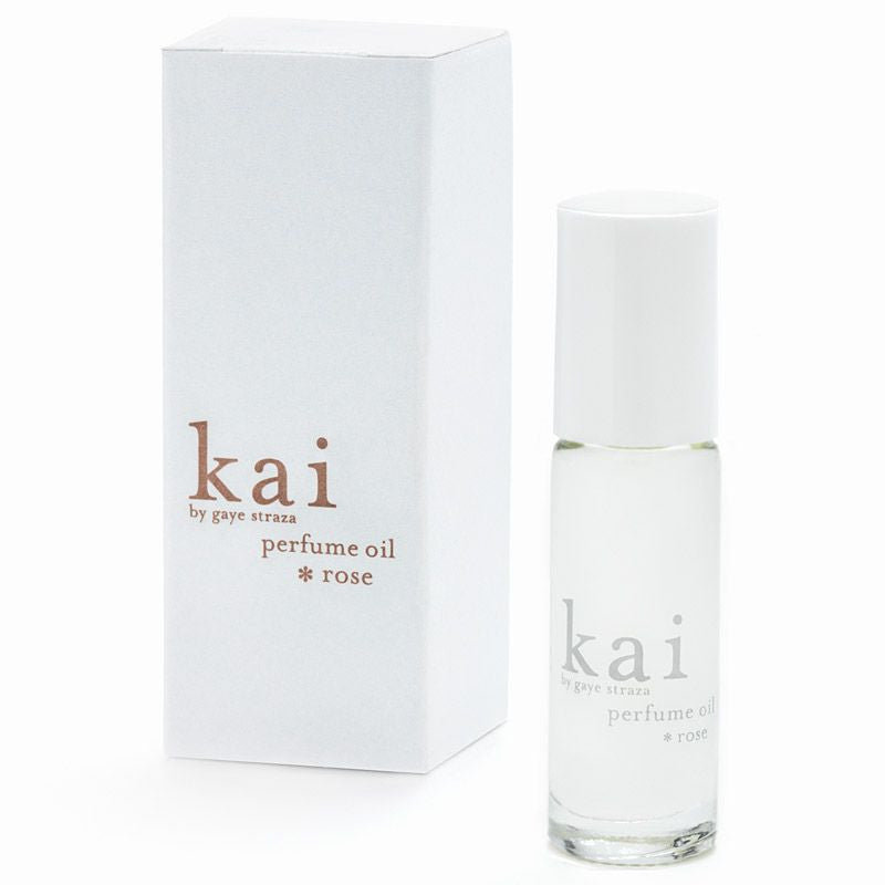 Kai Fragrance Rose Perfume Oil with box
