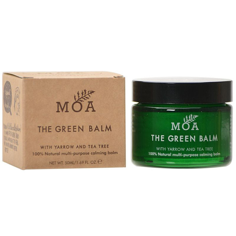 MOA The Green Balm (50 ml) and box