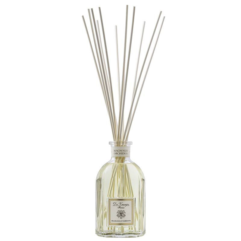 Dr. Vranjes Magnolia Orchidea Diffuser (250 ml) with reeds