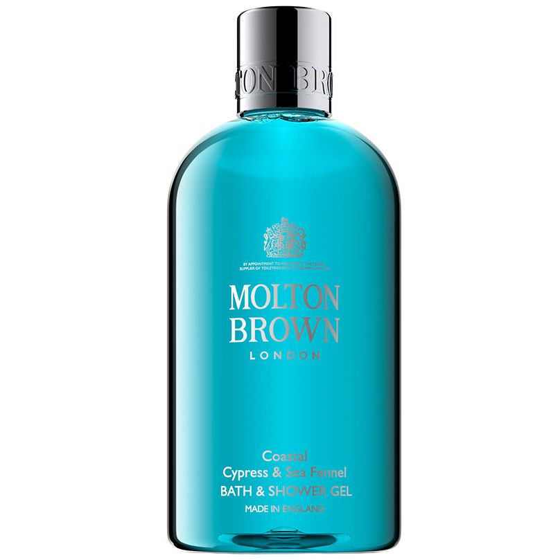 Molton Brown Coastal Cypress & Sea Fennel Bath & Shower Gel (300 ml)