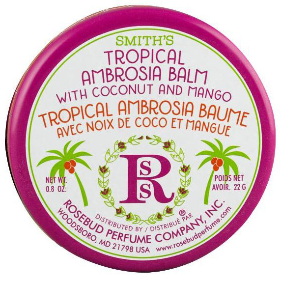 Rosebud Perfume Co. Tropical Ambrosia Balm - 22 g tin