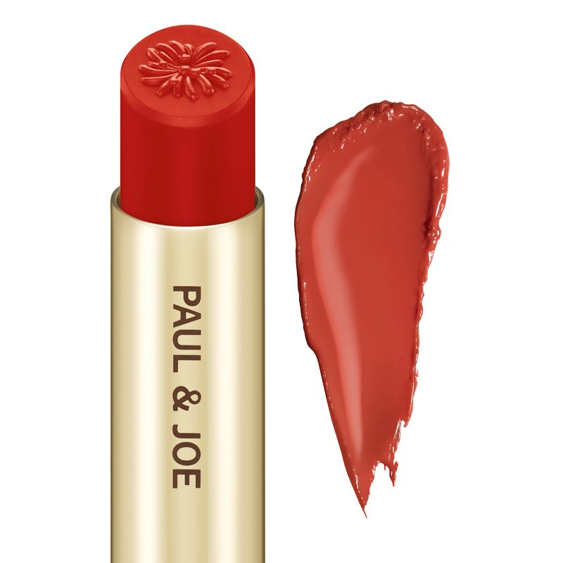 Paul + Joe Lipstick N Refill Full Coverage (3.5 g, Opera Rouge (304))
