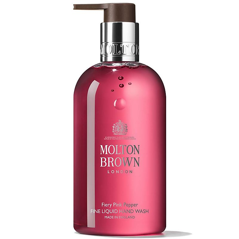Molton Brown Fiery Pink Pepper Fine Liquid Hand Wash (300 ml)