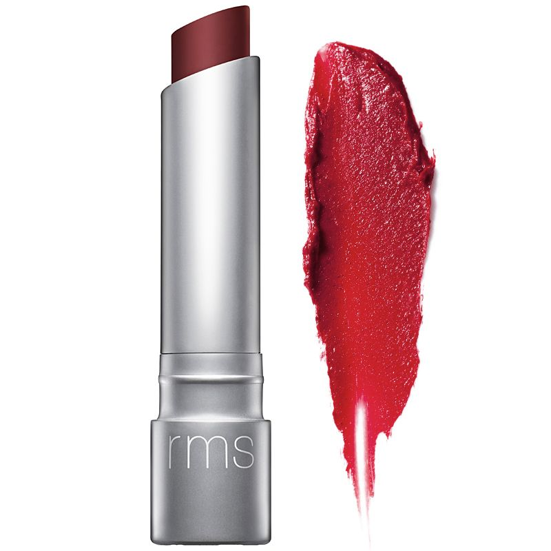 RMS Beauty Wild With Desire Lipstick - Russian Roulette (4.5 g) with swatch