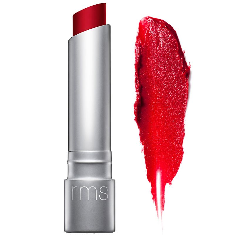 RMS Beauty Wild With Desire Lipstick - Rebound (4.5 g) with swatch