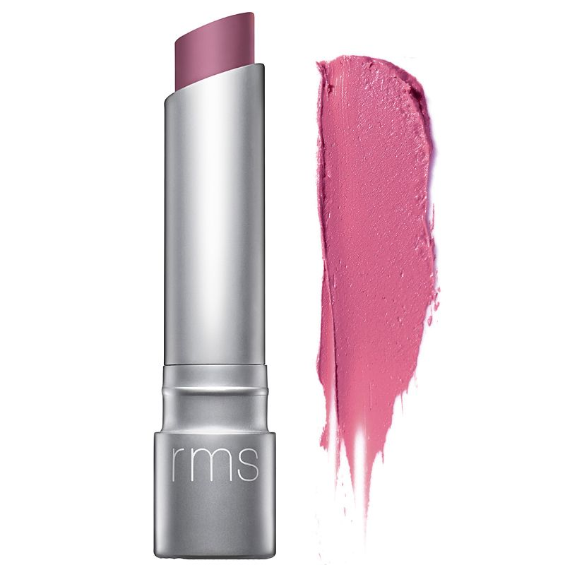RMS Beauty Wild With Desire Lipstick - Sweet Nothing (4.5 g) with swatch