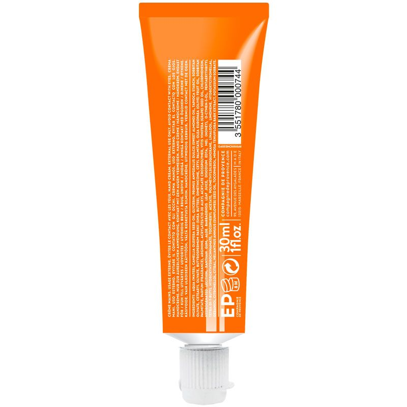 Travel Hand Cream - Orange Blossom