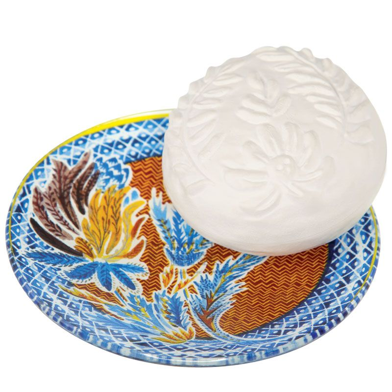 Rose Lavande Dish & Perfumed Soap
