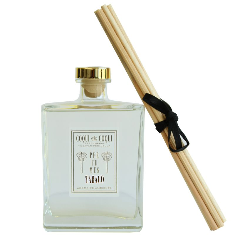 Coqui Coqui Tabaco Room Diffuser with reeds