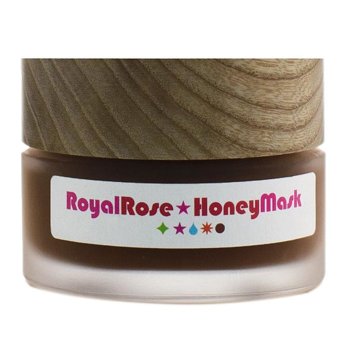 Living Libations Royal Rose Honey Mask (30 ml)