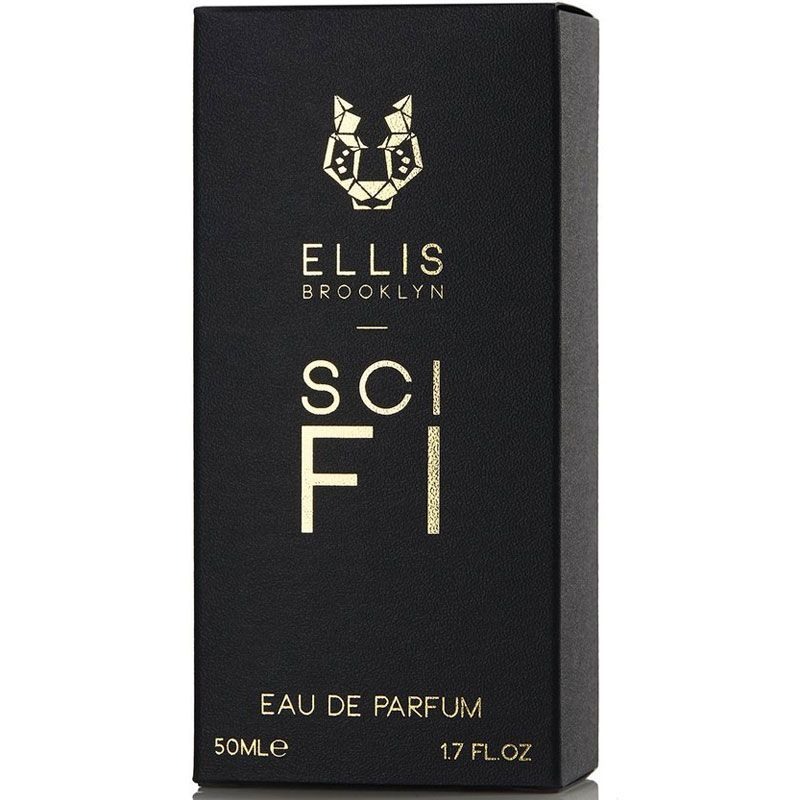 Ellis Brooklyn Sci Fi Eau de Parfum box