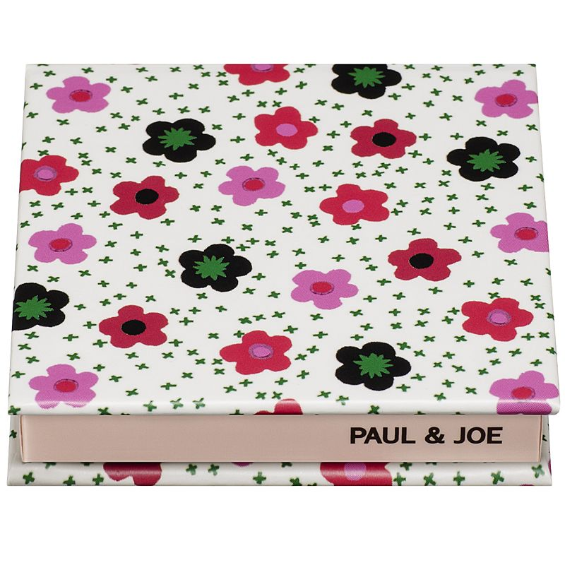 Paul & Joe Limited Edition Compact Case - (017)
