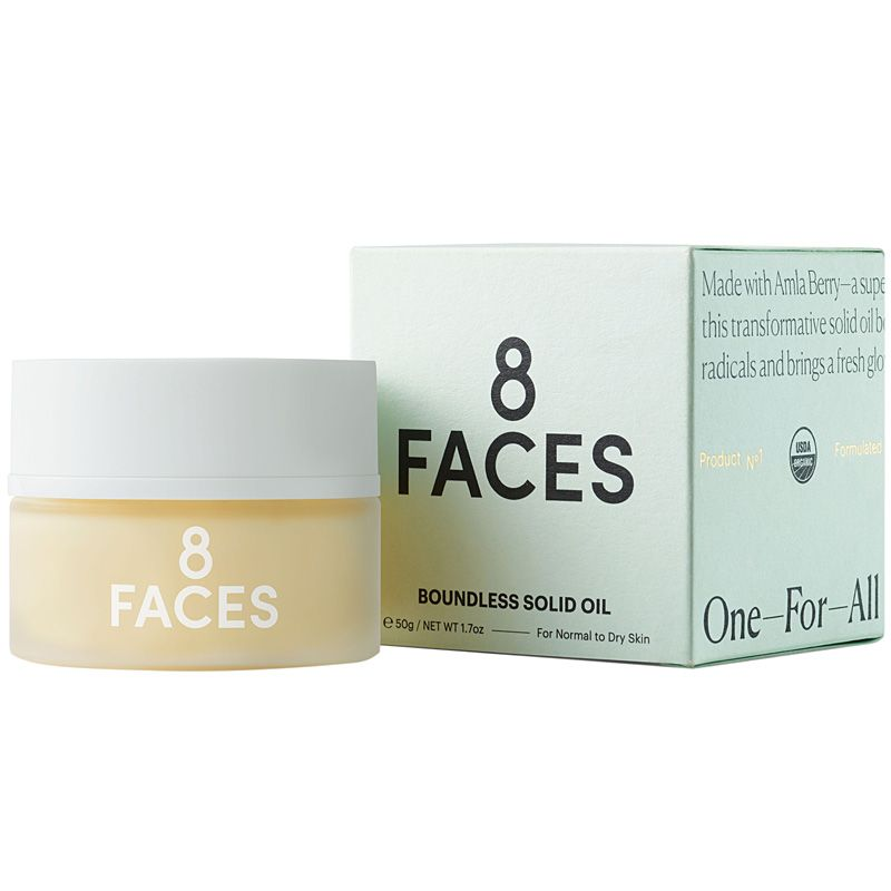 8 Faces Boundless Solid Oil (1.7 oz)