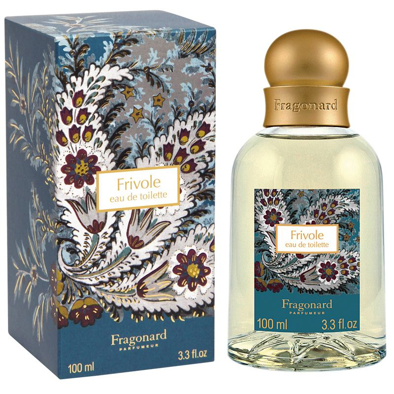 Fragonard Parfumeur Frivole Eau de Toilette (100 ml) with box