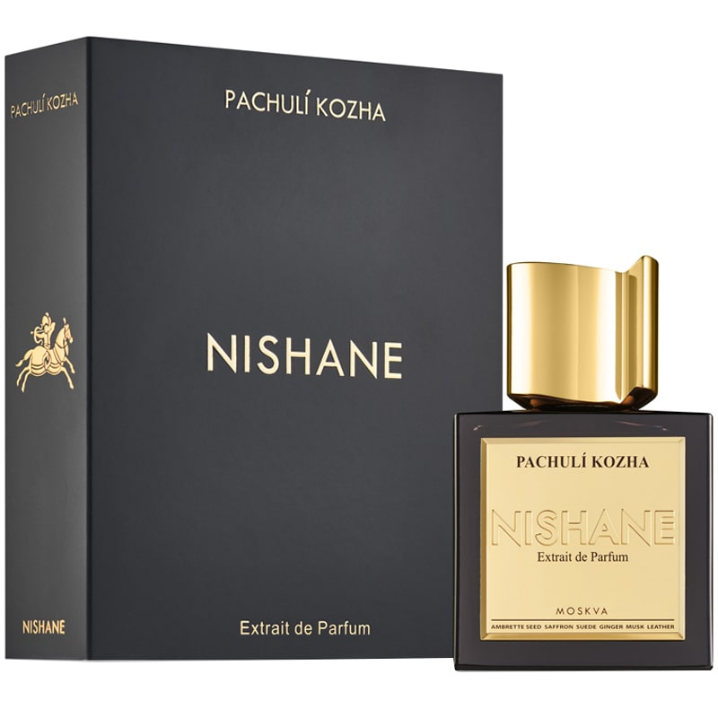 Nishane Pachuli Kozha Extrait de Parfum with box
