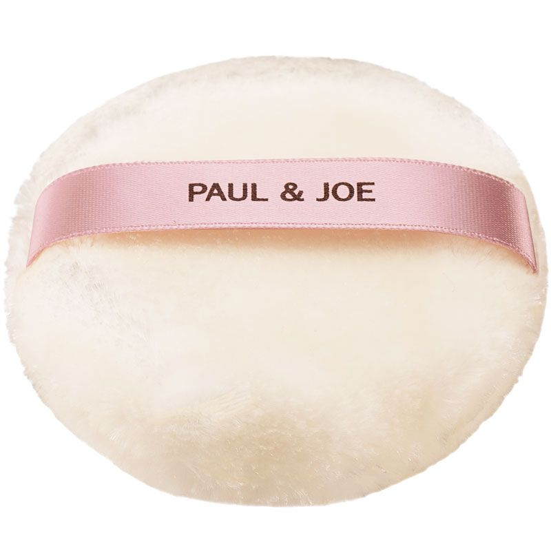 Paul & Joe Illuminating Loose Powder puff