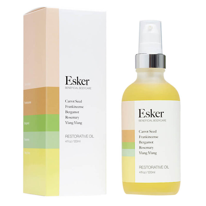Esker Beauty Restorative Oil (4 oz)