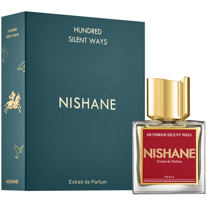 Nishane Hundred Silent Ways Extrait de Parfum with box