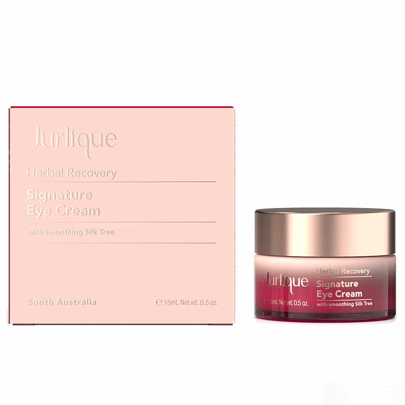 Jurlique Herbal Recovery Signature Eye Cream (15 ml) with box