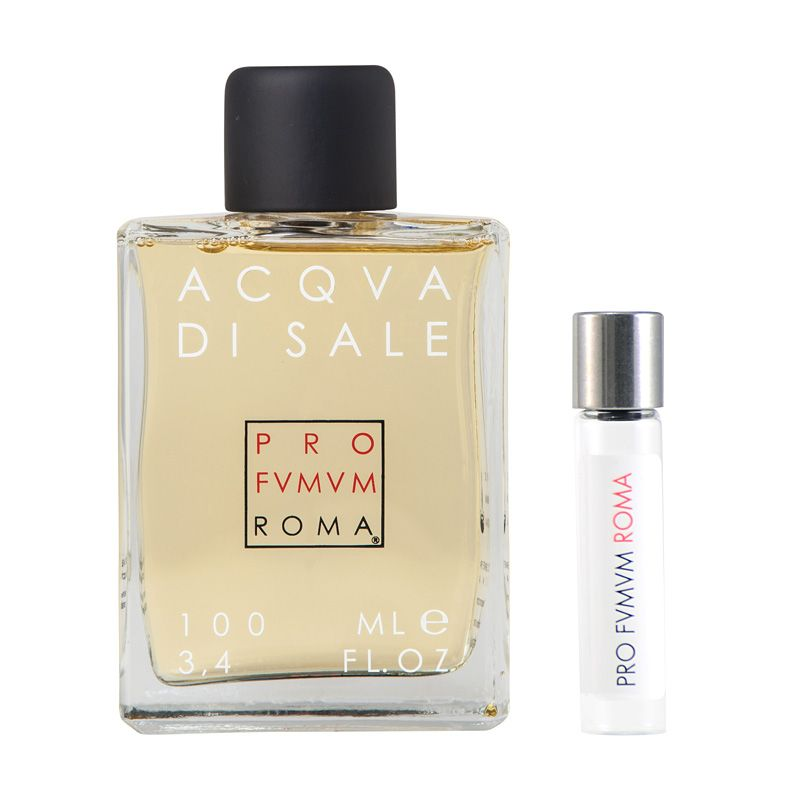 Profumum Roma Acqua di Sale Eau de Parfum and travel size