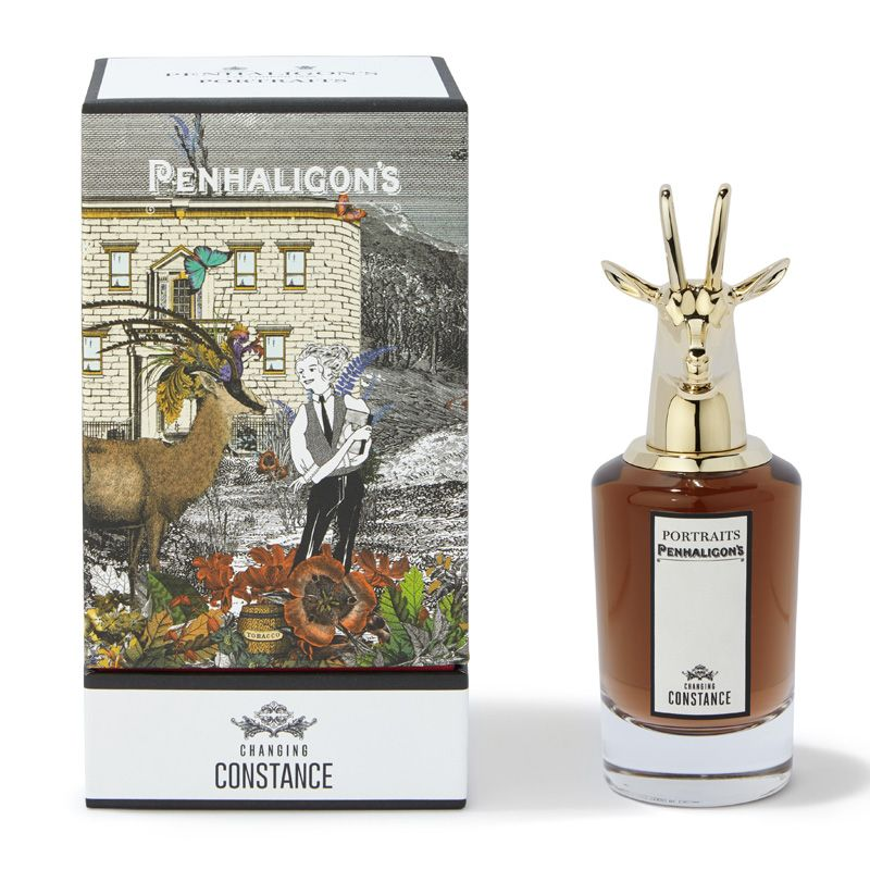 Penhaligon's Portraits Changing Constance Eau de Parfum and box